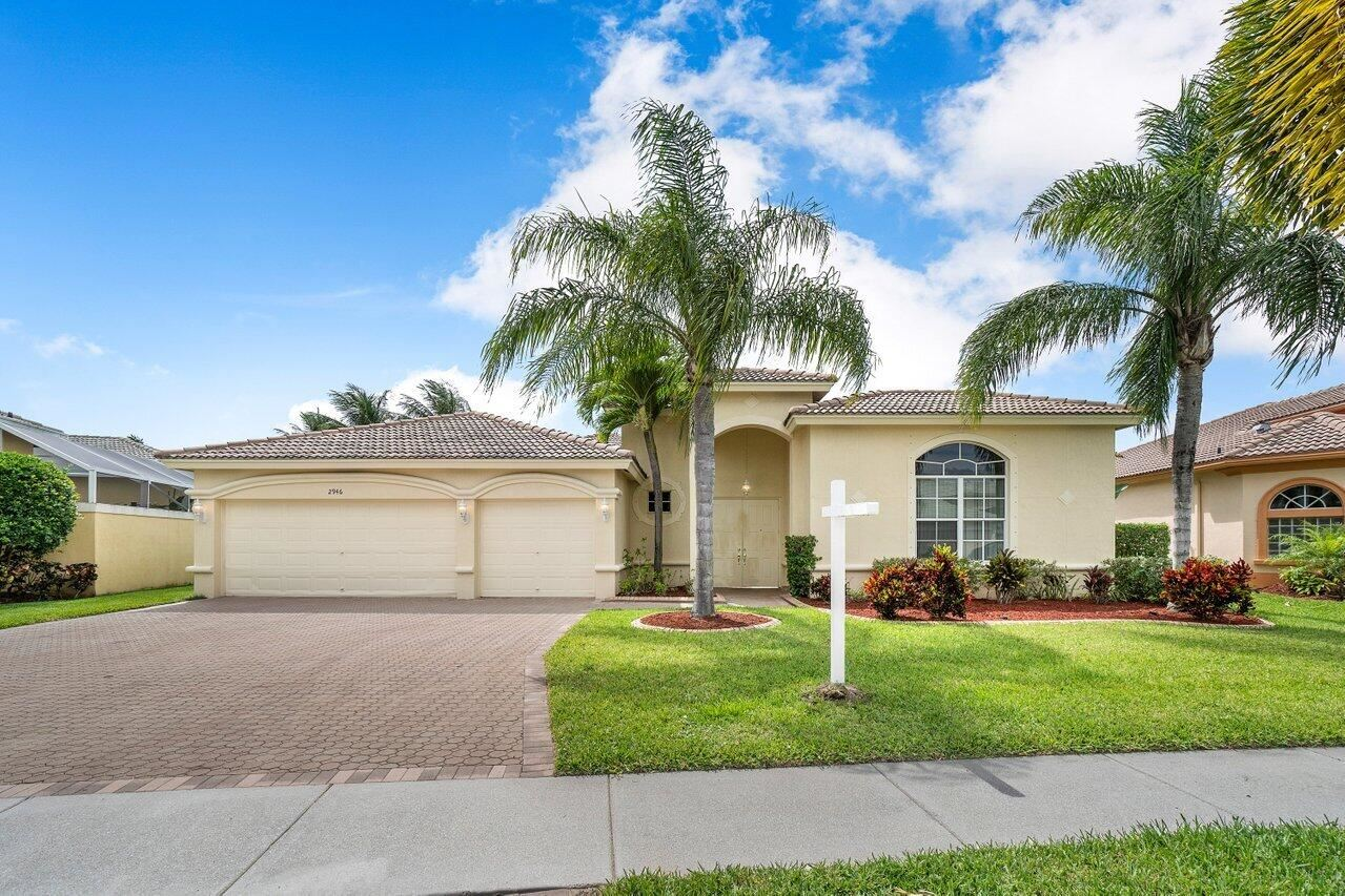 2946 Fontana Place, Royal Palm Beach, FL 33411 - MLS#: RX-10716521