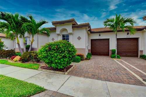 Photo of Listing MLS rx in 14835 Barletta Way Delray Beach FL 33446