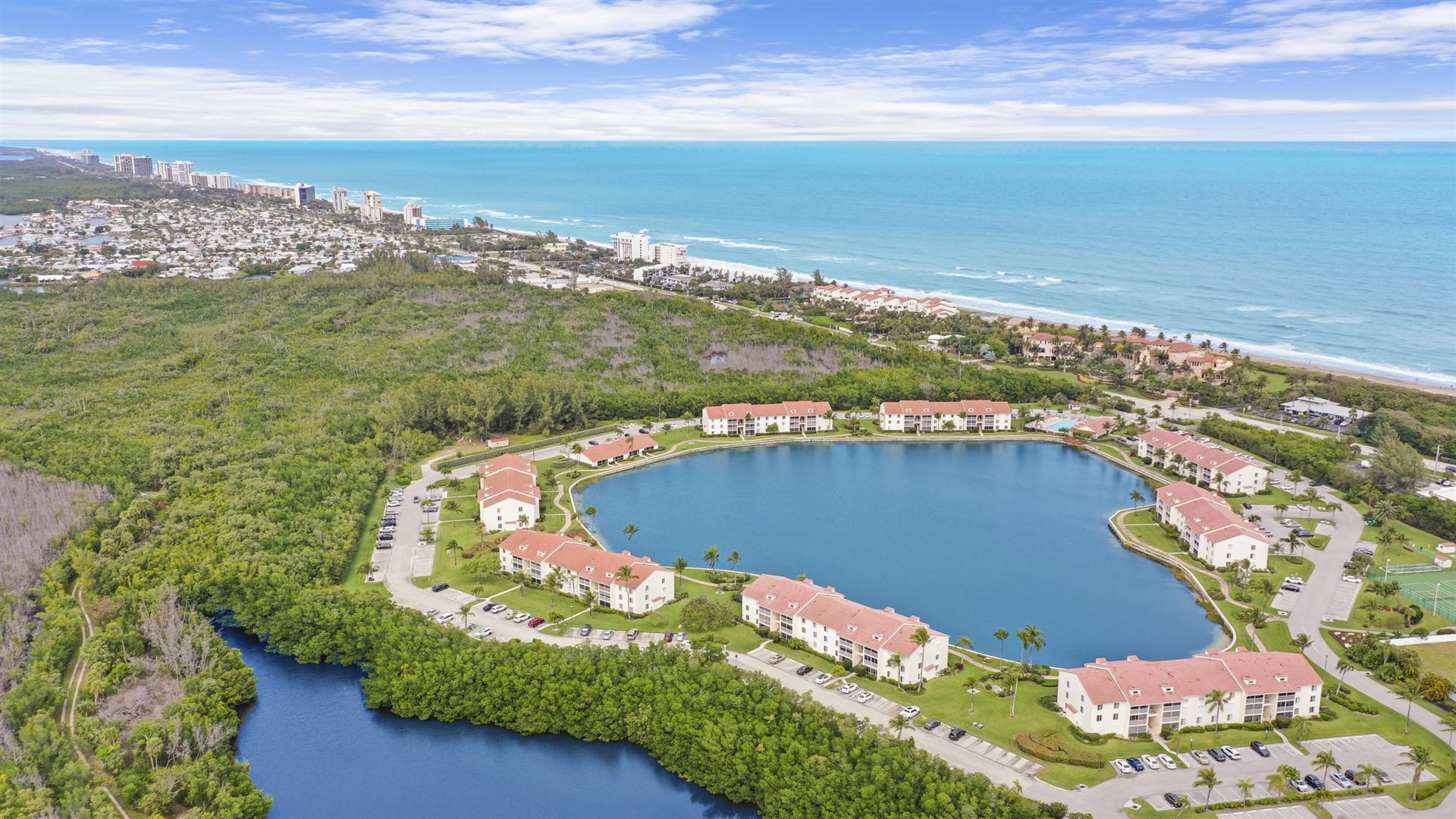 Photo of 4452 NE Ocean Boulevard #B-2, Jensen Beach, FL 34957 (MLS # RX-10604522)