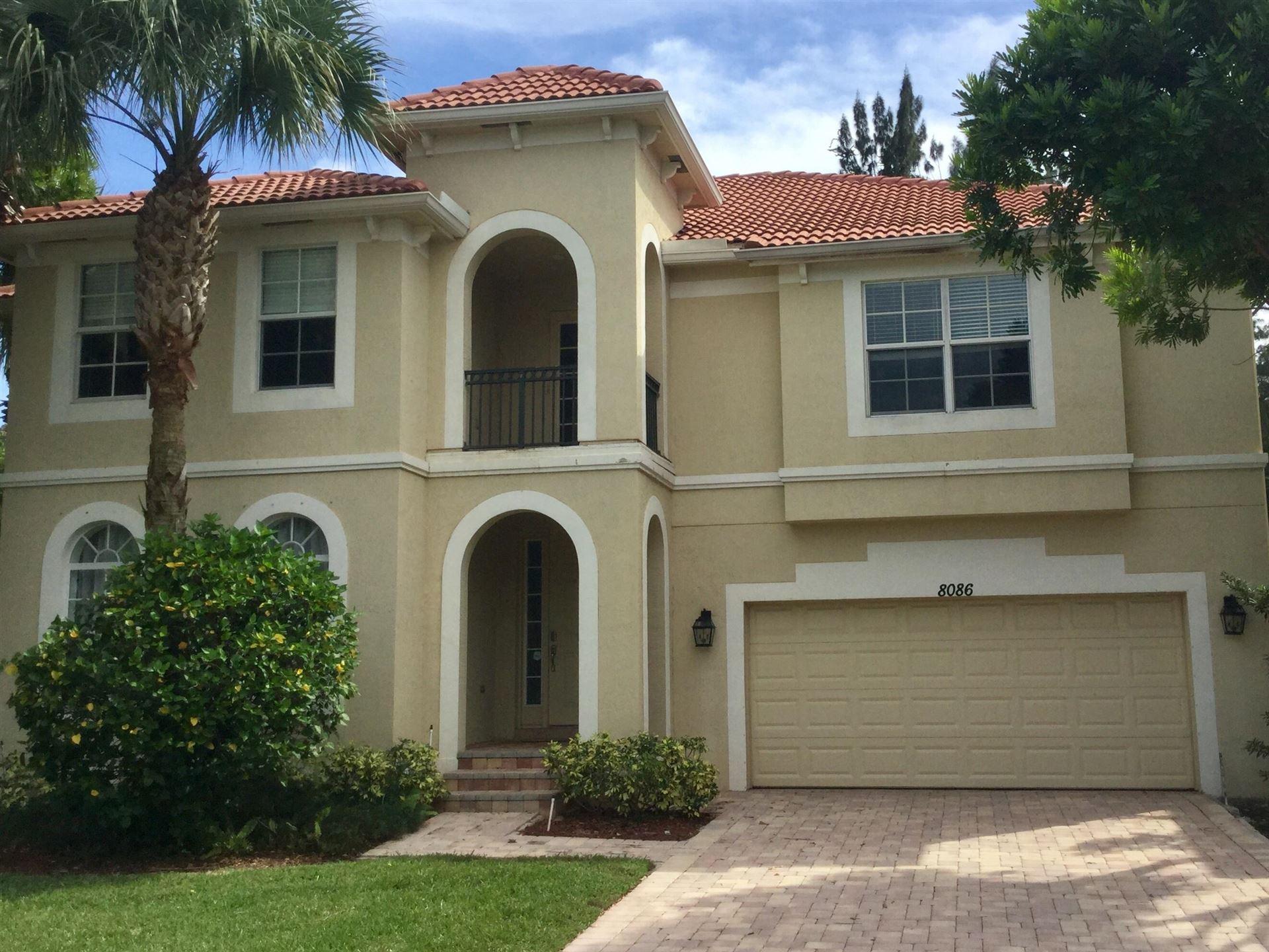 Photo for 8086 Bautista Way, Palm Beach Gardens, FL 33418 (MLS # RX-10750522)