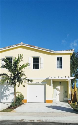 Photo of Listing MLS rx in 1112 NW 40th Terrace Lauderhill FL 33313