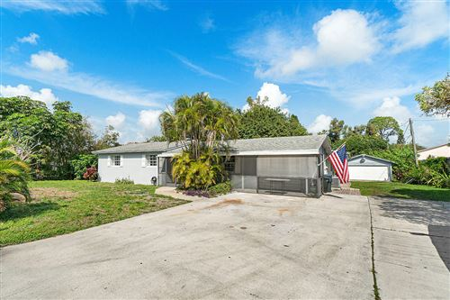 Photo of 2755 Somerset Road, Lantana, FL 33462 (MLS # RX-10601523)