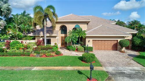 Photo of 10241 Shireoaks Lane, Boca Raton, FL 33498 (MLS # RX-10667523)