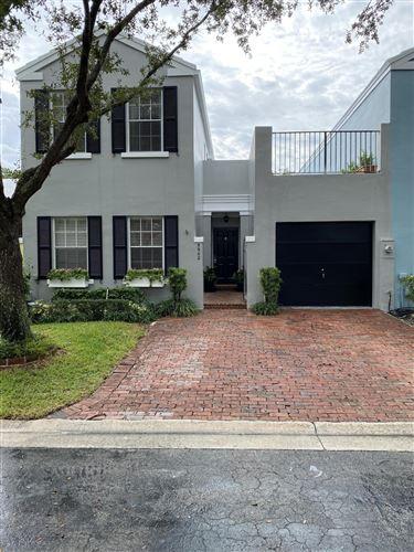 Photo of 5902 Catesby Street, Boca Raton, FL 33433 (MLS # RX-10753523)