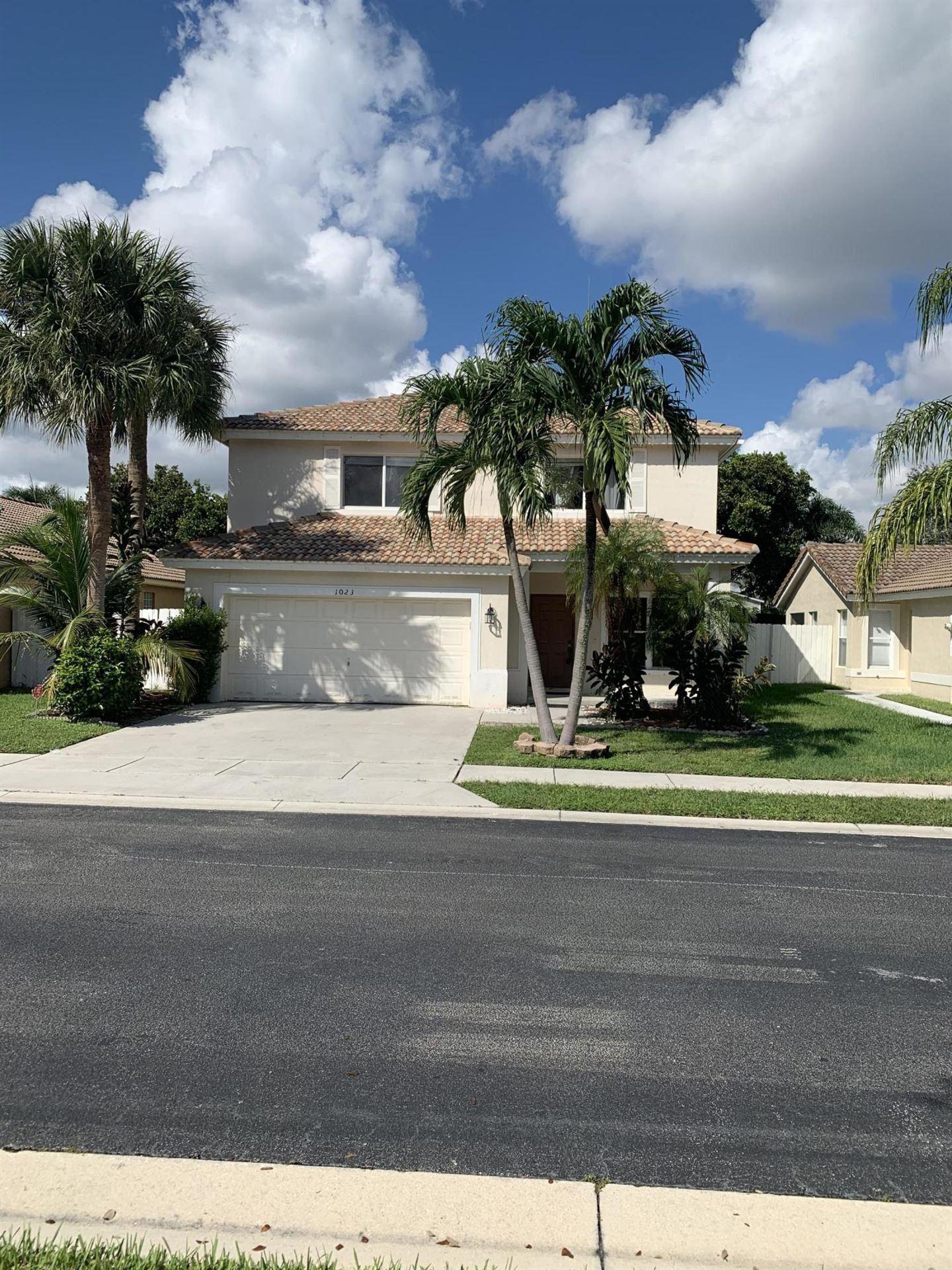 1023 Fosters Mill Road, Boynton Beach, FL 33436 - #: RX-10656523