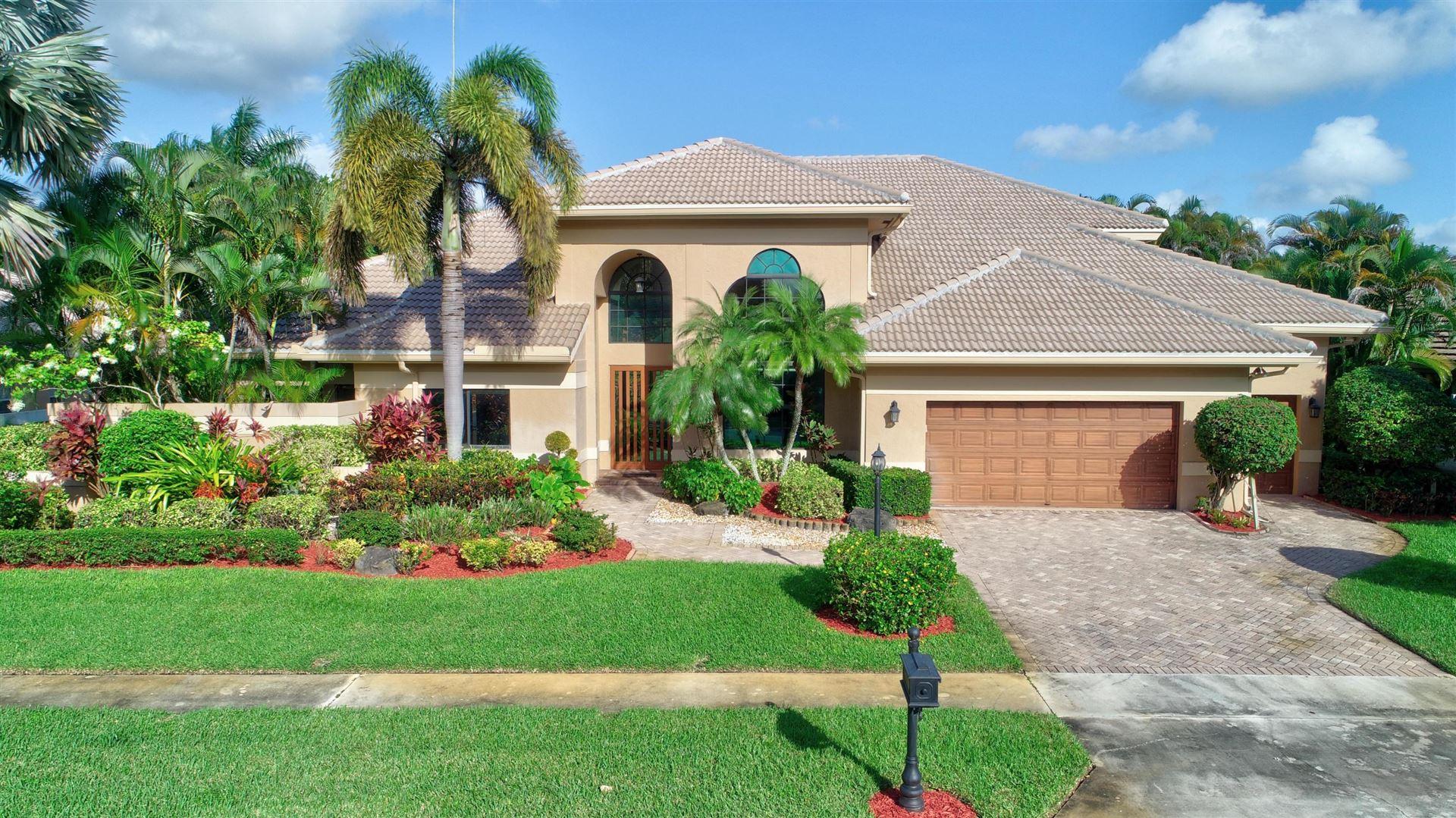 10241 Shireoaks Lane, Boca Raton, FL 33498 - #: RX-10667523