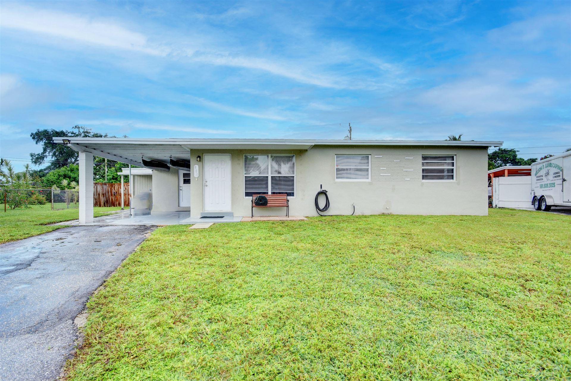 880 Tripp Circle, West Palm Beach, FL 33413 - #: RX-10748523