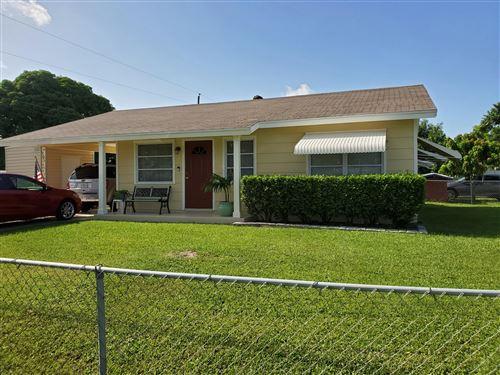 Foto de inmueble con direccion 3951 Happiness Street West Palm Beach FL 33406 con MLS RX-10643524