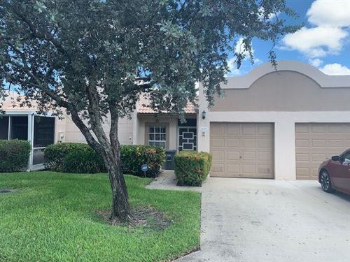 Photo of 9161 Fairbanks Lane #2, Boca Raton, FL 33496 (MLS # RX-10746524)