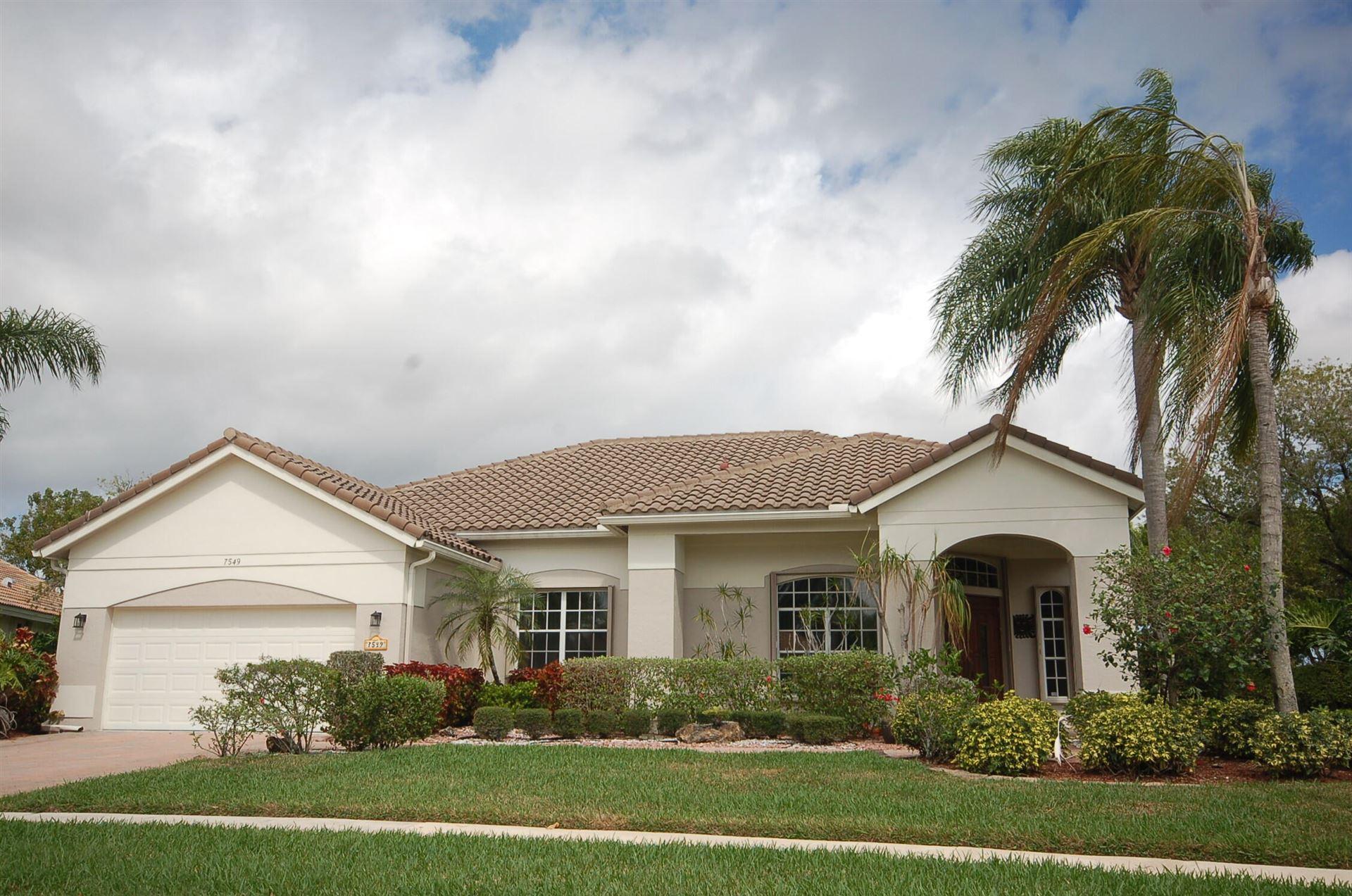 7549 Northport Drive, Boynton Beach, FL 33472 - #: RX-10695524