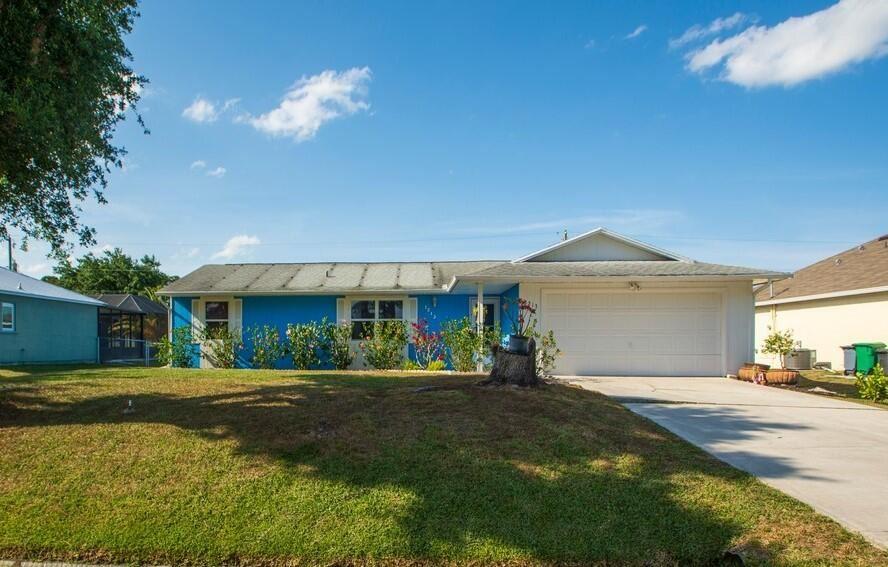 1213 SW Asturia Avenue, Port Saint Lucie, FL 34953 - MLS#: RX-10712524
