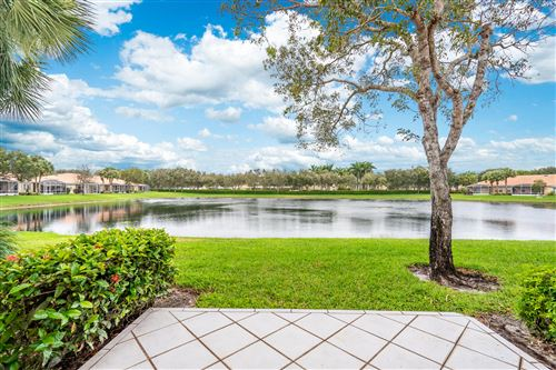 Photo of 12599 Crystal Pointe Drive #B, Boynton Beach, FL 33437 (MLS # RX-10593525)