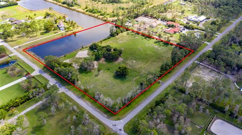 Photo of 6488 Audubon Trail #2 X 5 Ac Lots, Lake Worth, FL 33449 (MLS # RX-10603525)