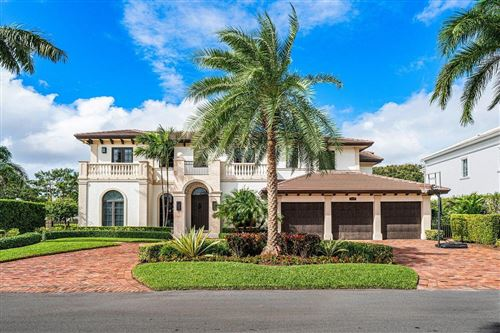 Photo of 1329 Thatch Palm Drive, Boca Raton, FL 33432 (MLS # RX-10673525)