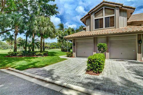 Photo of 16856 Isle Of Palms Drive #B, Delray Beach, FL 33484 (MLS # RX-10721525)
