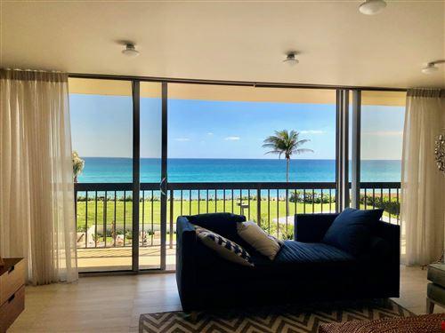 Photo of 3440 S Ocean Boulevard #302 S, Palm Beach, FL 33480 (MLS # RX-10753525)