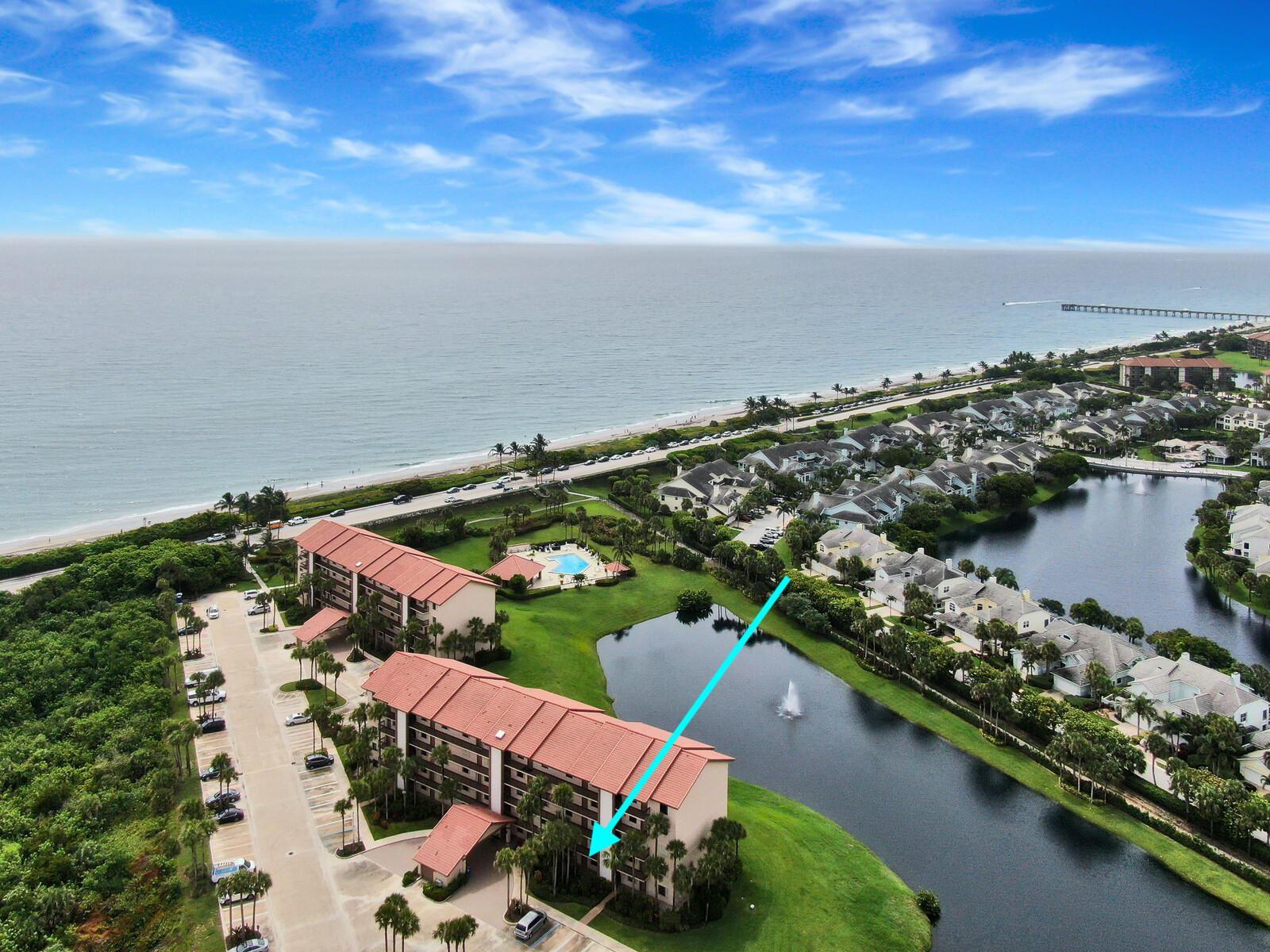 Photo of 201 Ocean Bluffs Boulevard #105, Jupiter, FL 33477 (MLS # RX-10678525)