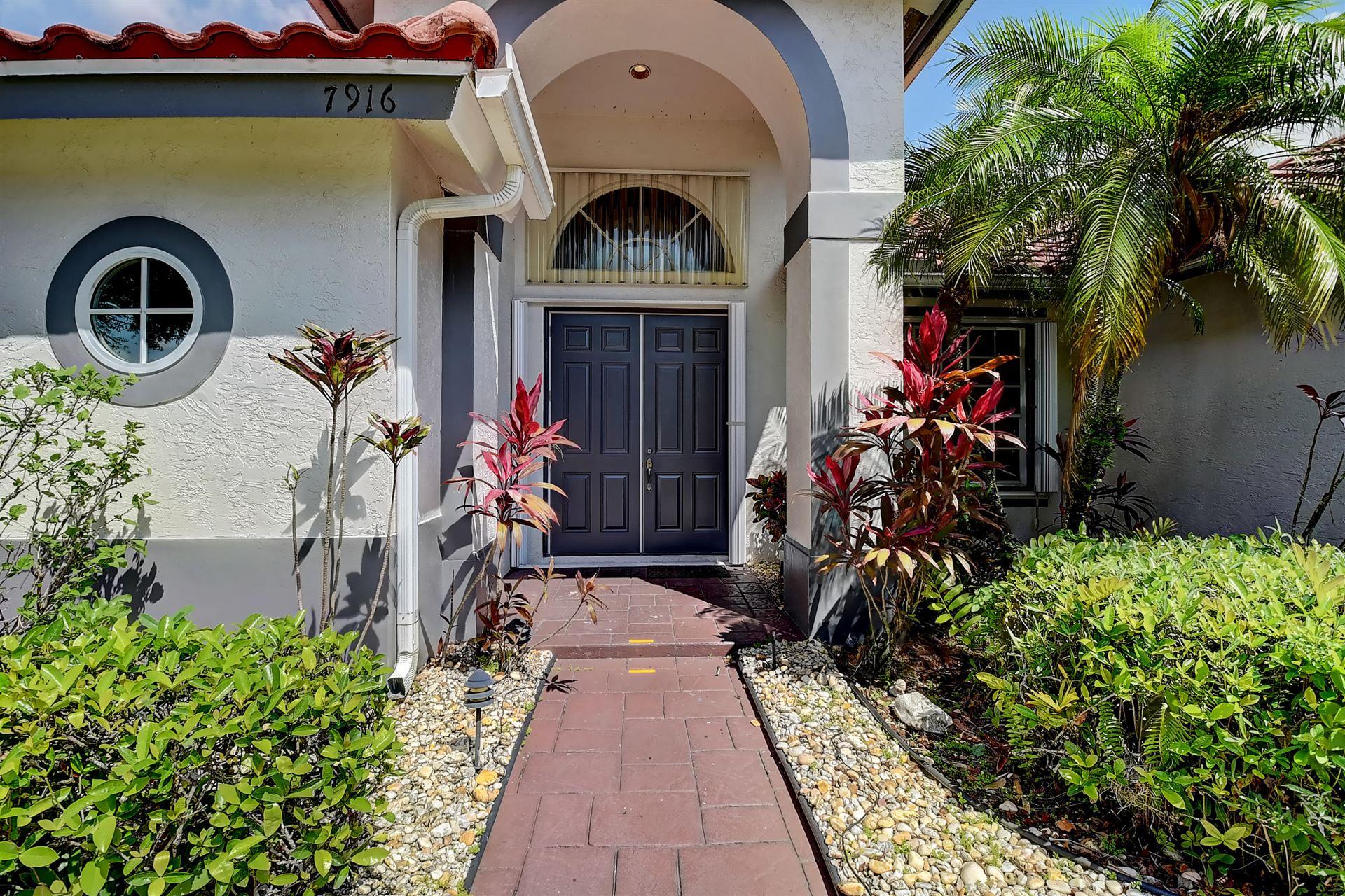 7916 Dorchester Road, Boynton Beach, FL 33472 - MLS#: RX-10713525