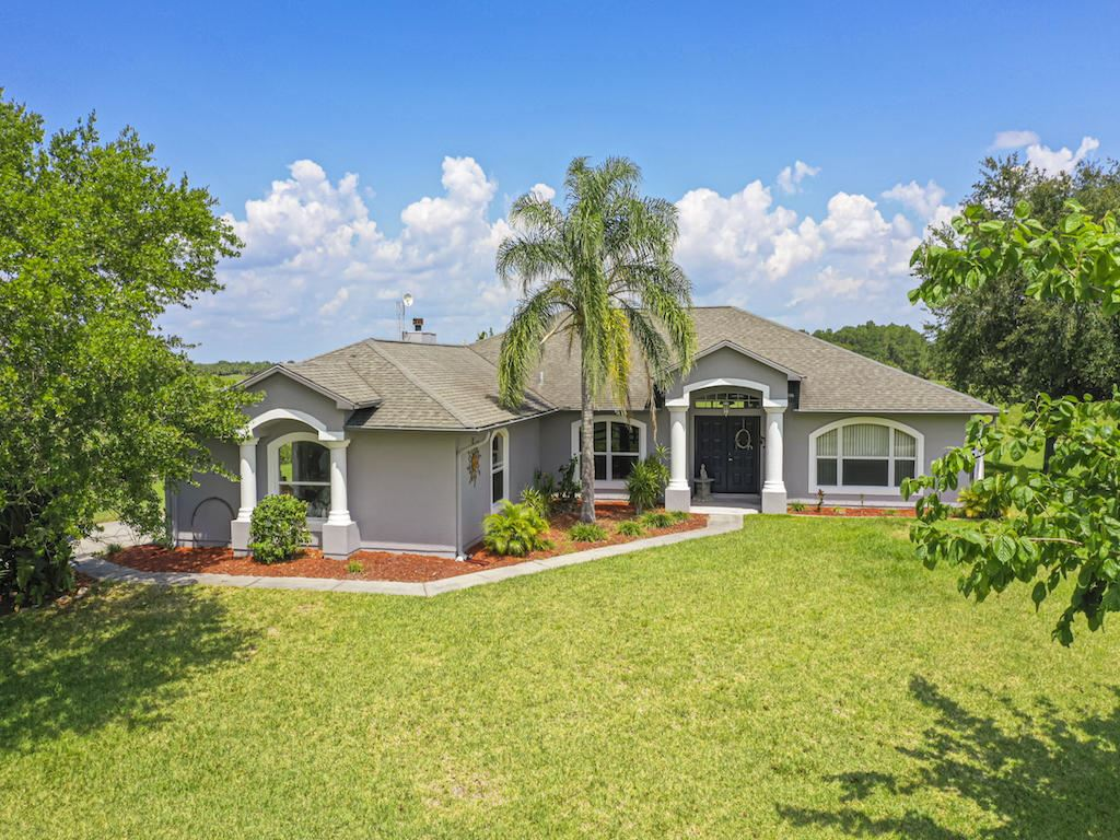 Photo of 14850 95th Street, Fellsmere, FL 32948 (MLS # RX-10714525)