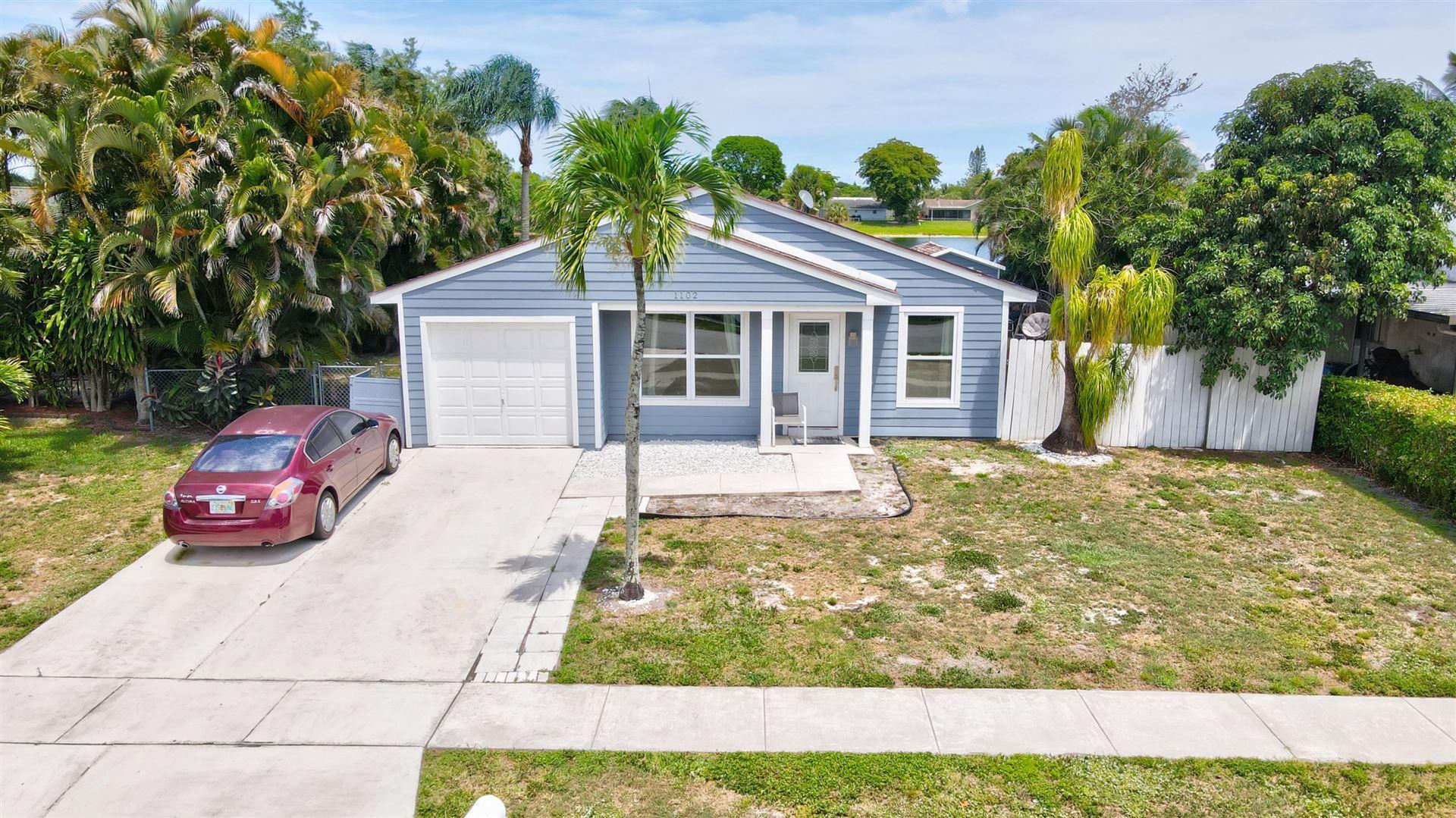 1102 Stardust Way, Royal Palm Beach, FL 33411 - #: RX-10715525