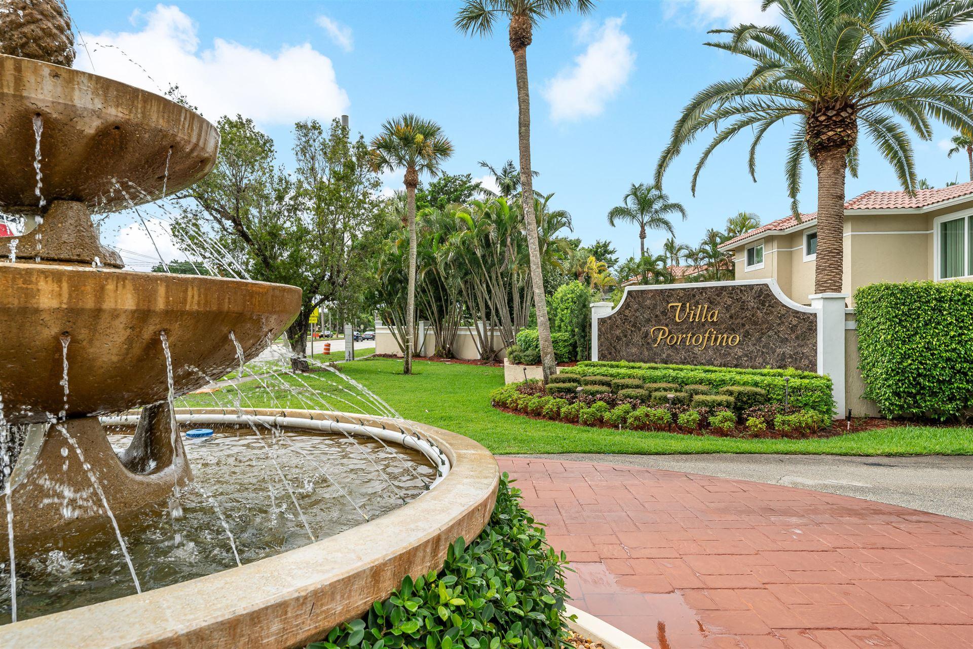 Photo of 721 Villa Portofino Circle, Deerfield Beach, FL 33442 (MLS # RX-10726525)