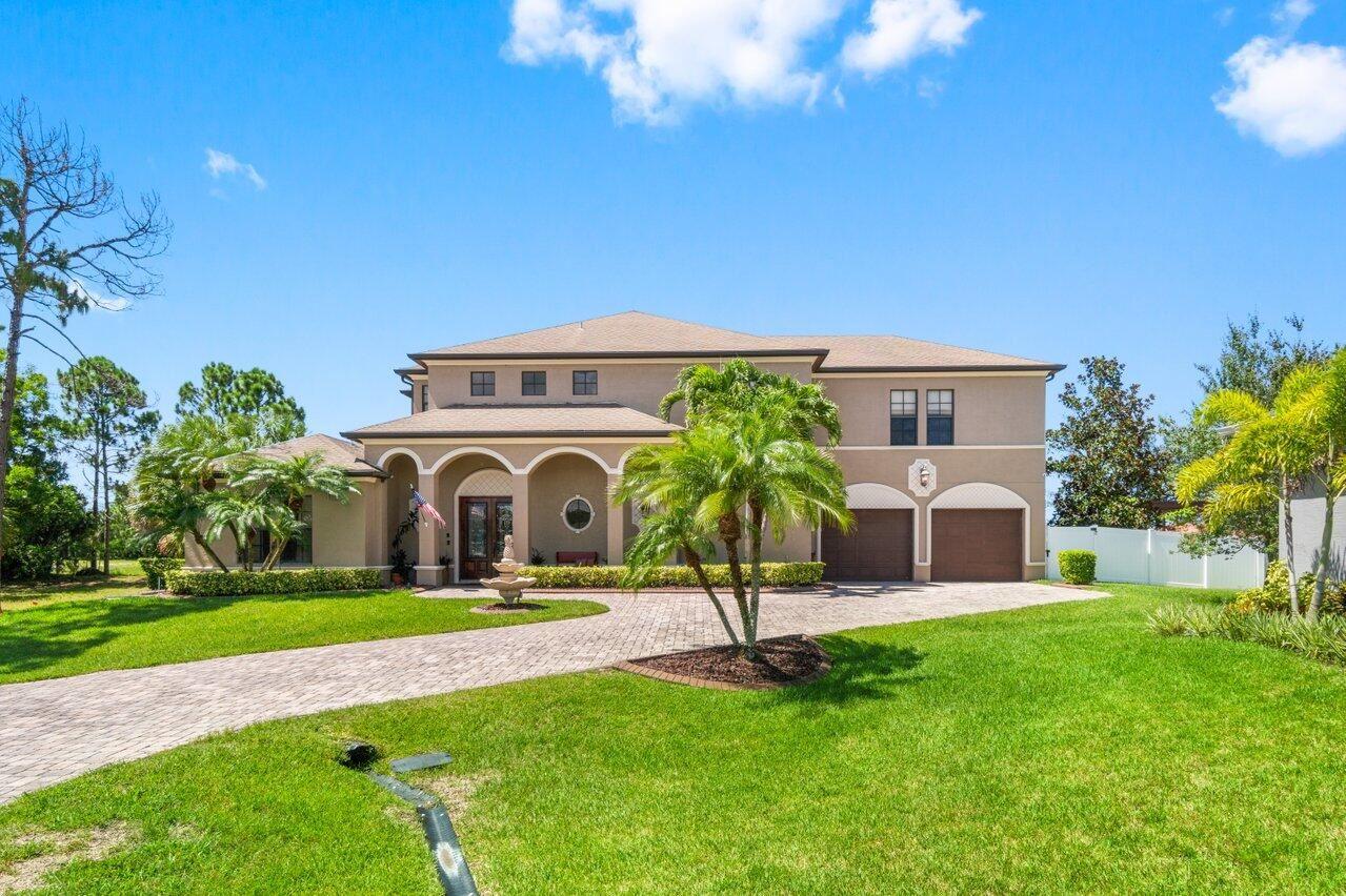 5811 NW Blue Bonnet Court, Port Saint Lucie, FL 34986 - #: RX-10732525