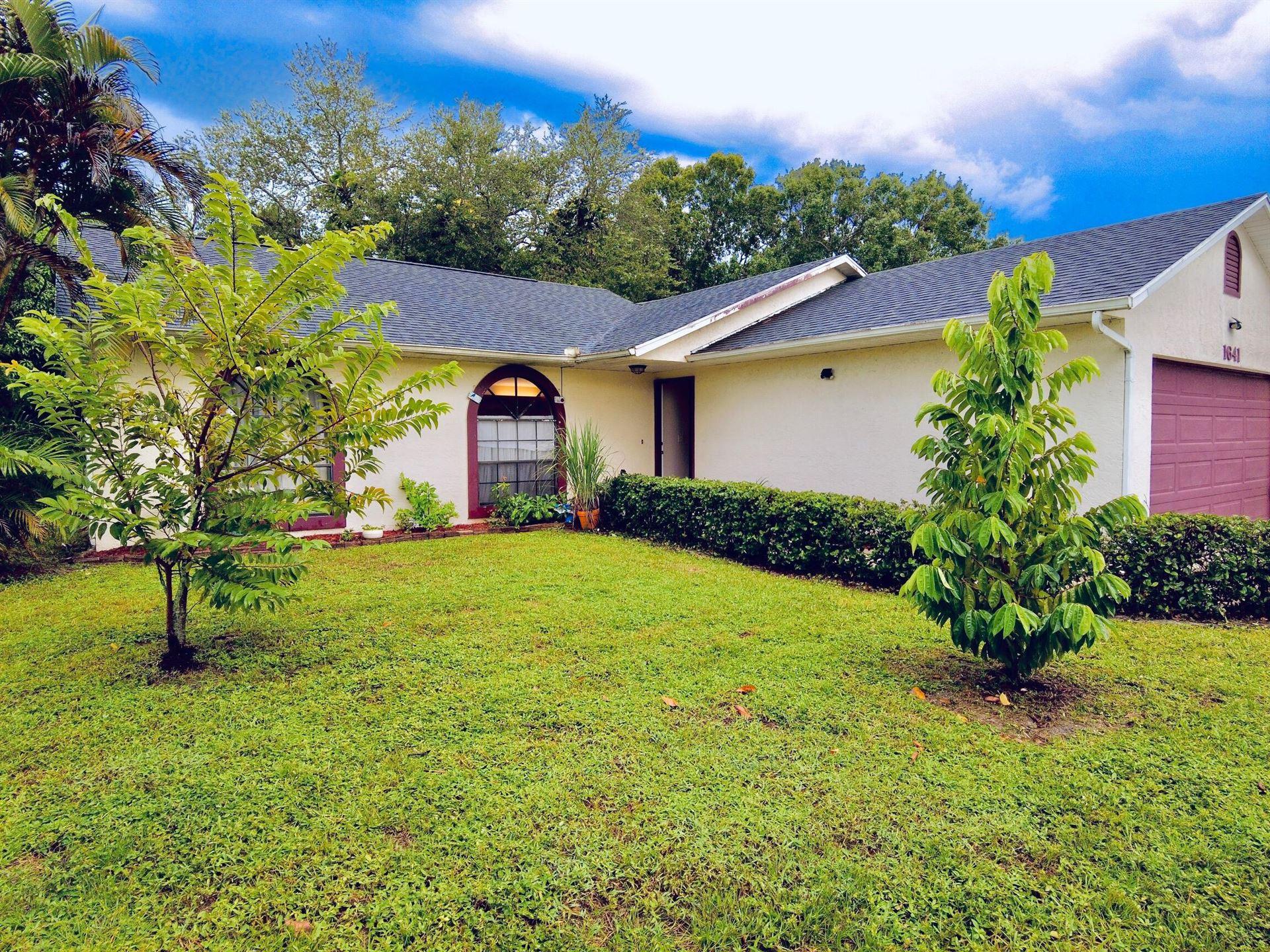 1641 SW Import Drive, Port Saint Lucie, FL 34953 - #: RX-10752525