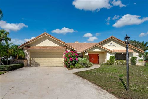 Photo of 7945 Shelby Circle, Boca Raton, FL 33496 (MLS # RX-10638526)