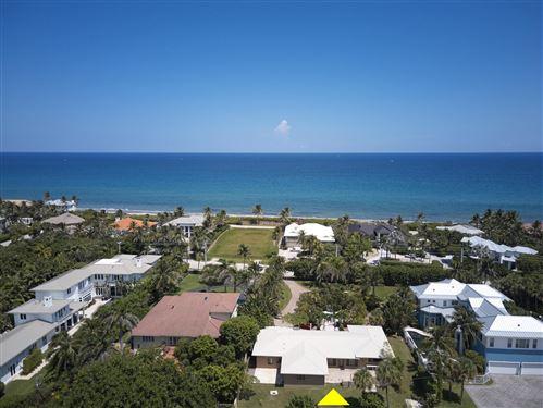 Photo of 5920 N Ocean Boulevard, Ocean Ridge, FL 33435 (MLS # RX-10742526)