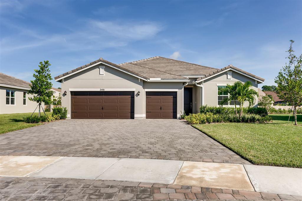 2481 SW Berry Park Circle, Palm City, FL 34990 - #: RX-10541526