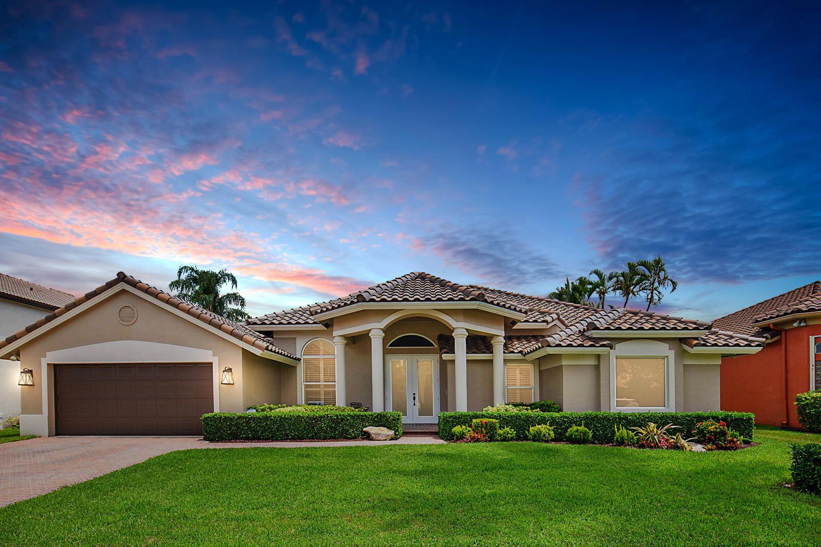 20161 Palm Island Drive, Boca Raton, FL 33498 - #: RX-10628526