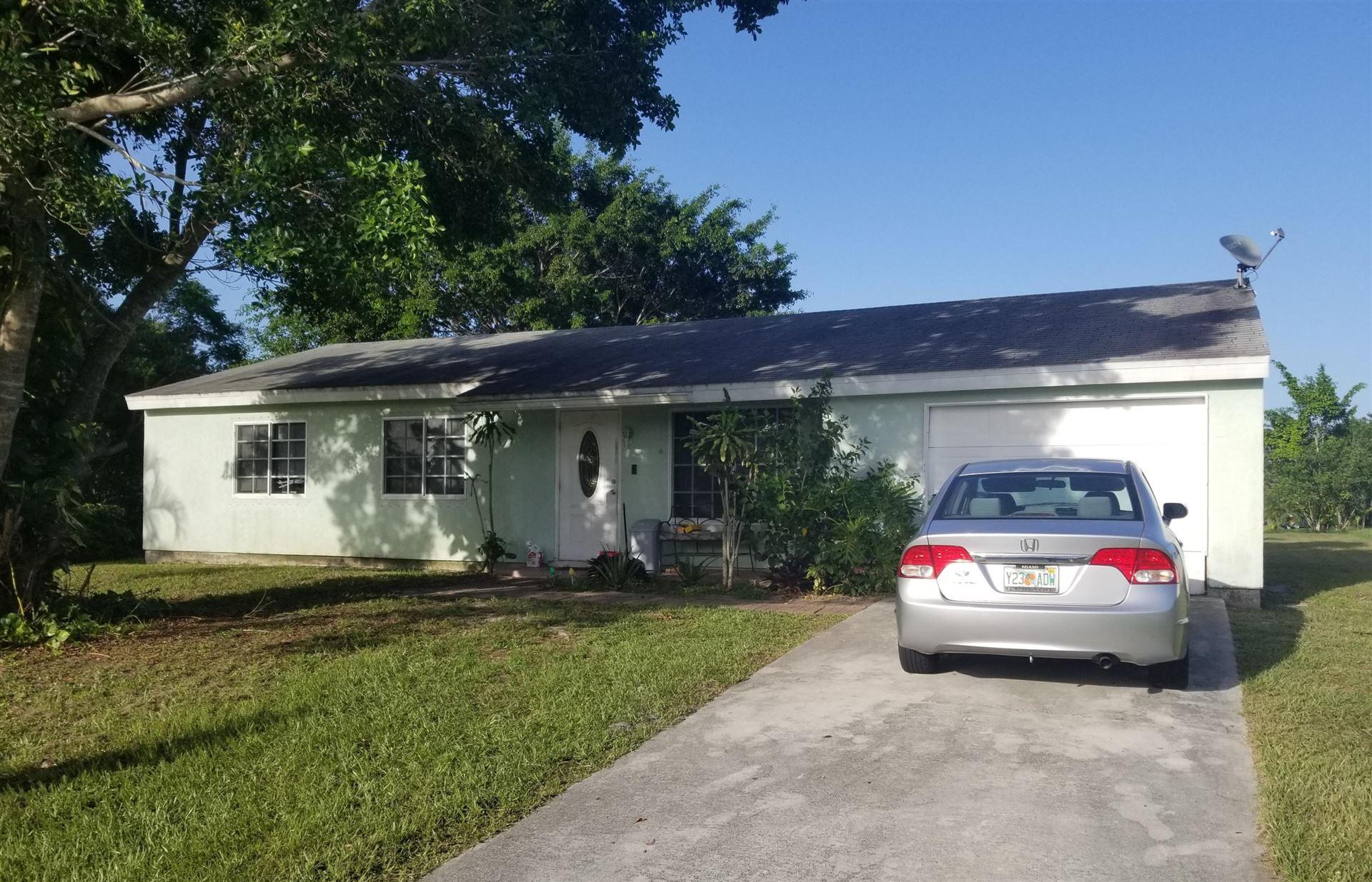 377 SW Cherryhill Road, Port Saint Lucie, FL 34953 - #: RX-10639526