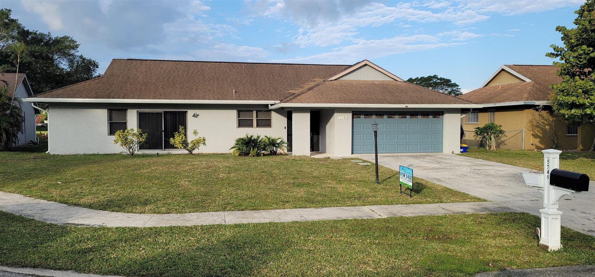 5749 Adair Way, Lake Worth, FL 33467 - #: RX-10683526