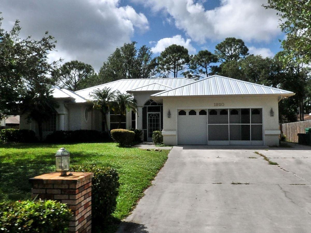 1920 SW Sylvester Lane, Port Saint Lucie, FL 34953 - #: RX-10693526