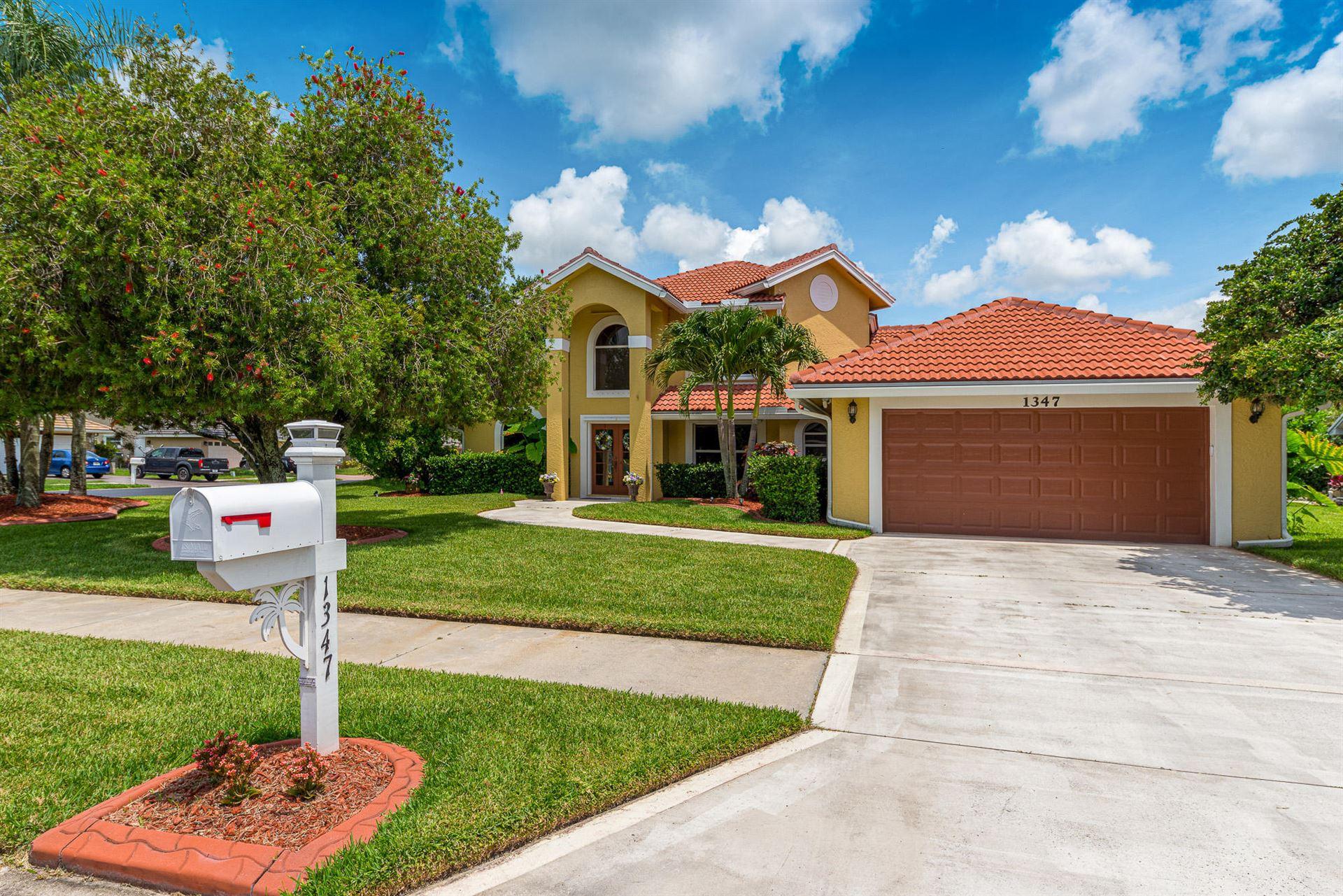 1347 SW Maplewood Drive, Port Saint Lucie, FL 34986 - MLS#: RX-10723526