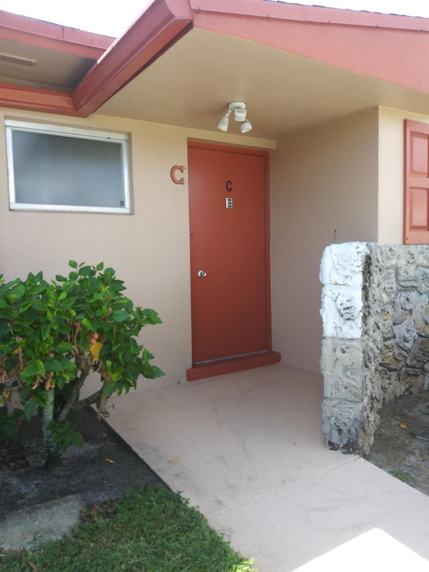 2961 Crosley Drive W #C, West Palm Beach, FL 33415 - MLS#: RX-10750526