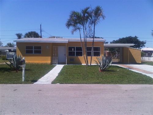 Photo of Listing MLS rx in 2609 NE 4th Street Boynton Beach FL 33435