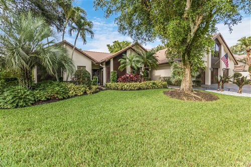 Photo of 3020 Canterbury Drive, Boca Raton, FL 33434 (MLS # RX-10624527)