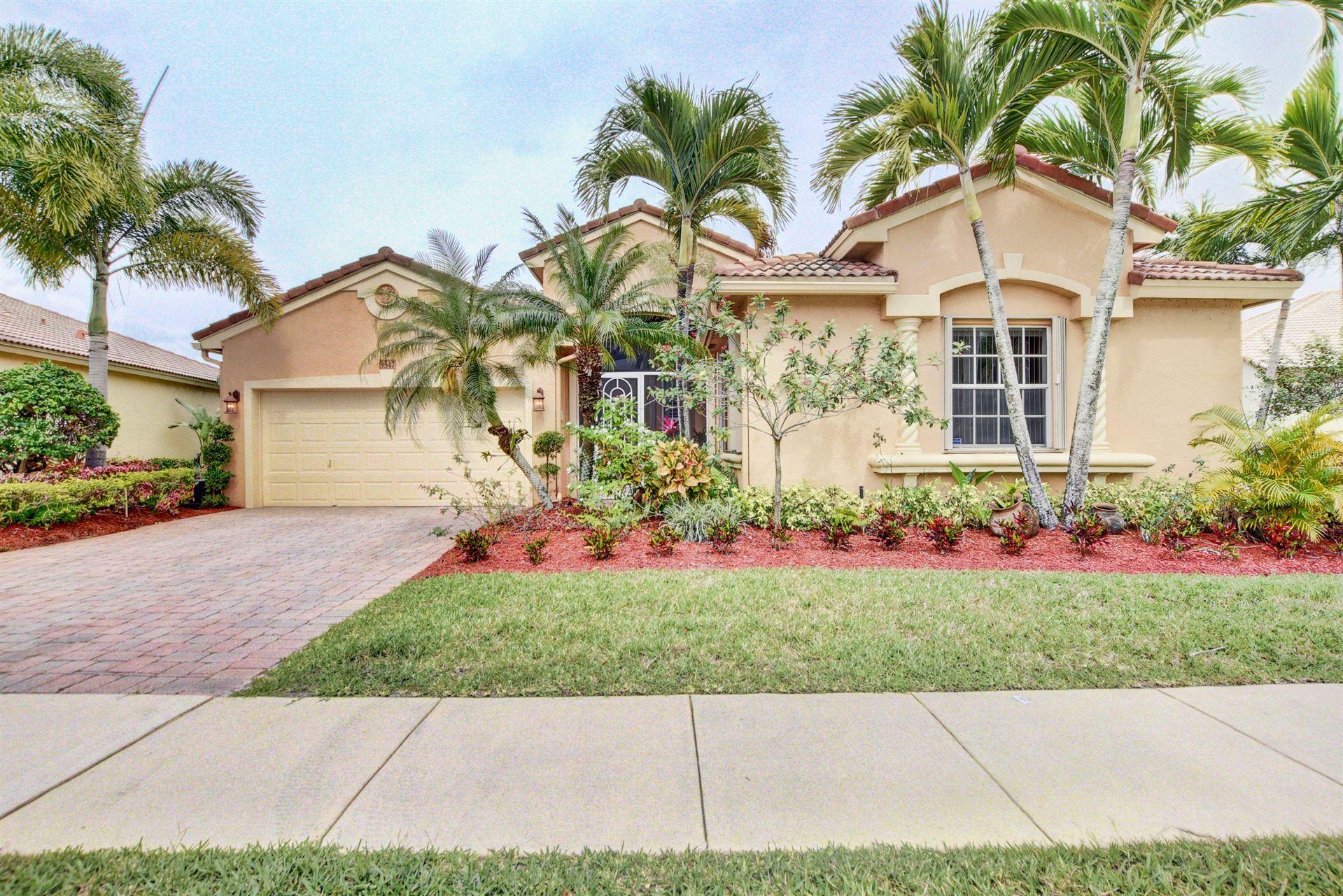 9547 Lantern Bay Circle, West Palm Beach, FL 33411 - #: RX-10627527