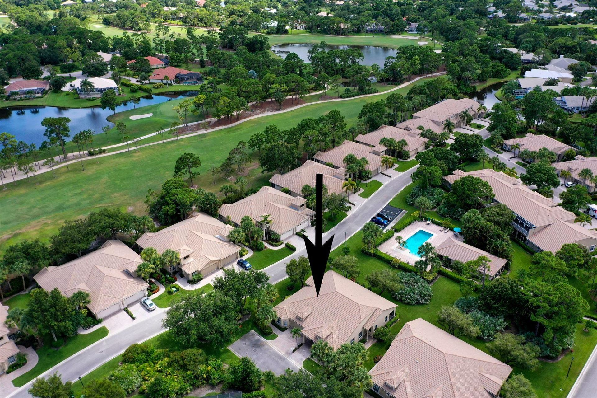 Photo of 7087 Torrey Pines Circle, Port Saint Lucie, FL 34986 (MLS # RX-10635527)