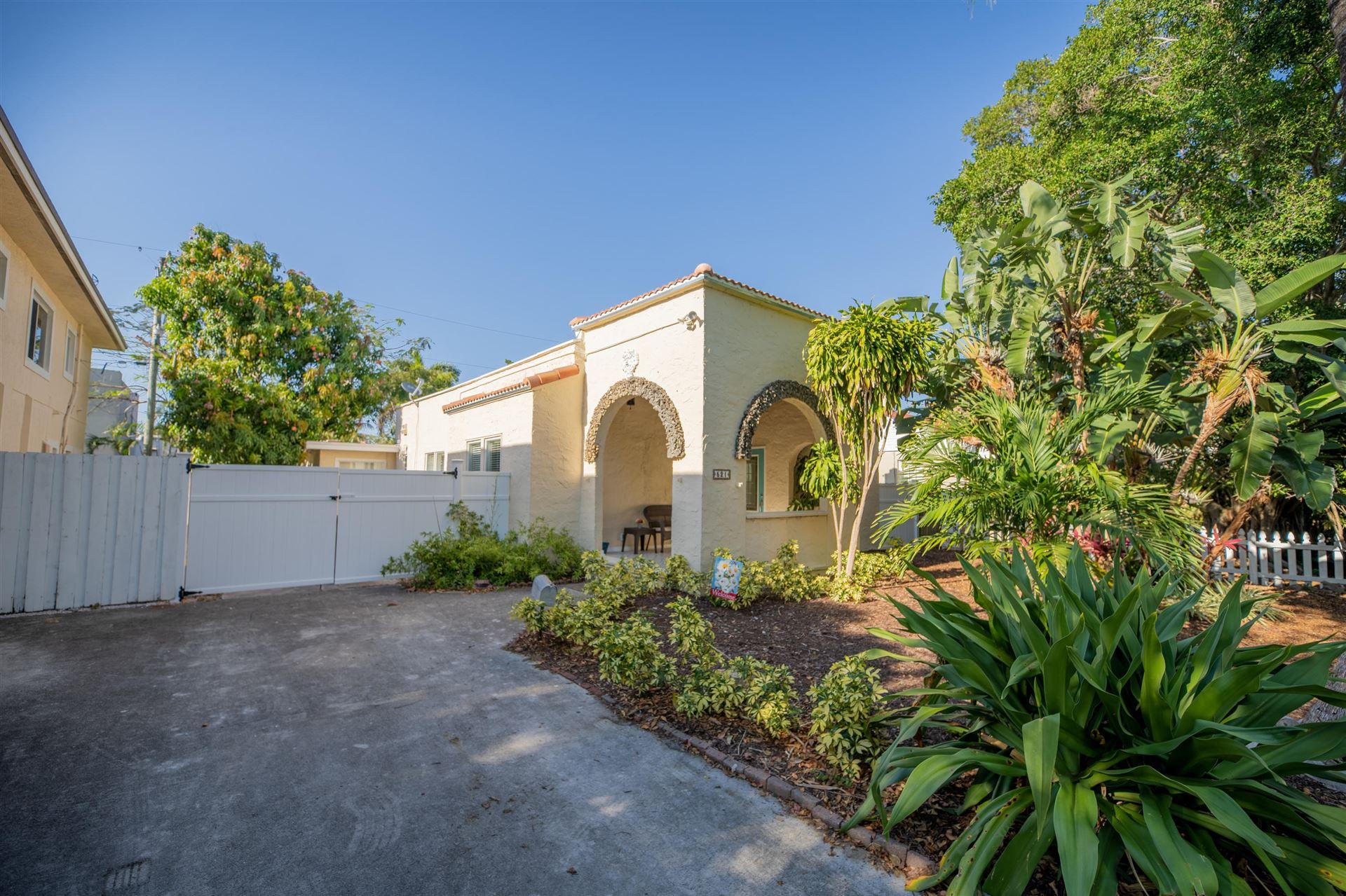 521 Ardmore Road, West Palm Beach, FL 33401 - #: RX-10621528