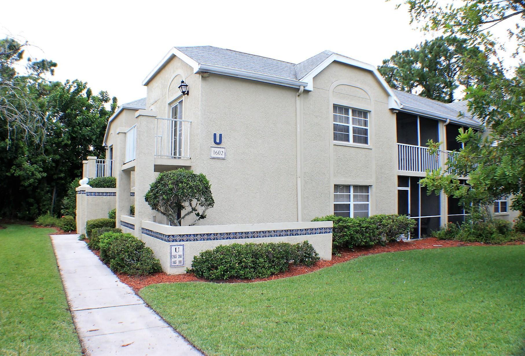 1602 SE Green Acres Circle #U201, Port Saint Lucie, FL 34952 - #: RX-10625528
