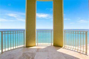 Photo of 5310 N Ocean Drive #801, Singer Island, FL 33404 (MLS # RX-10555529)