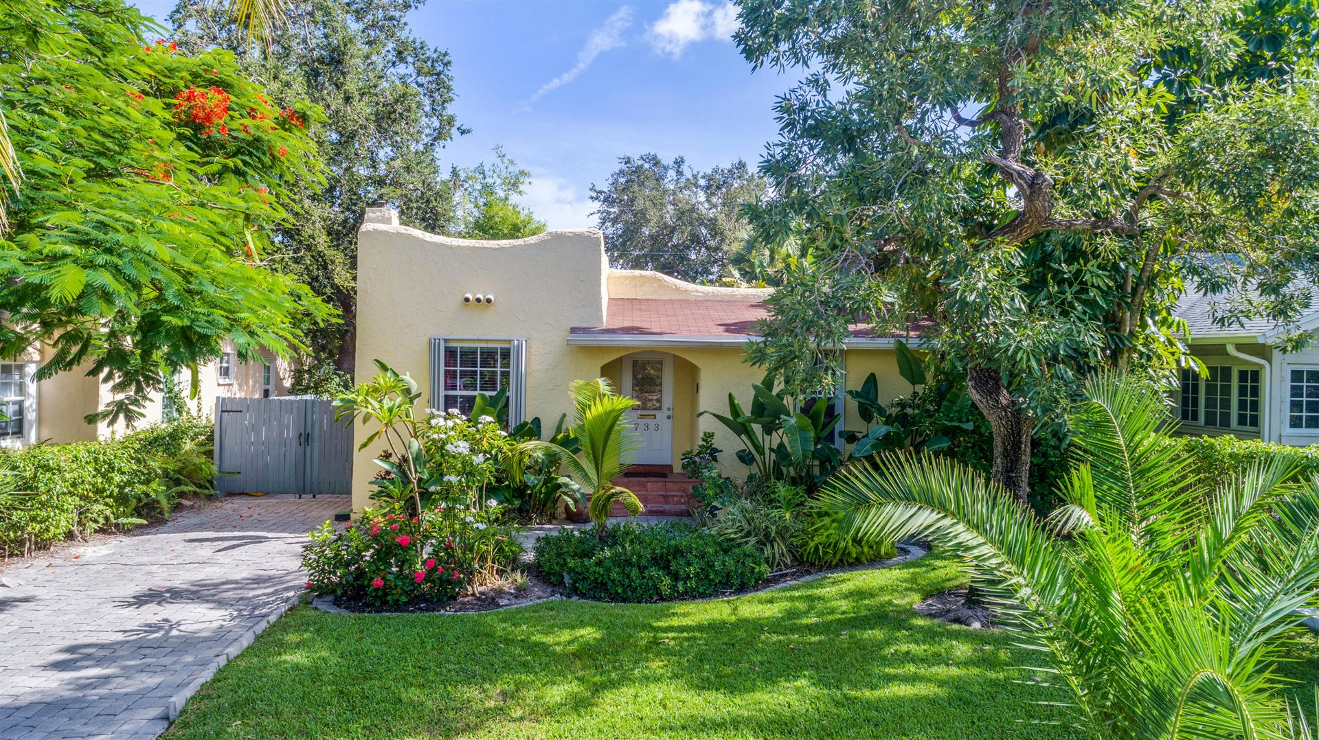 733 New Jersey Street, West Palm Beach, FL 33401 - #: RX-10651529