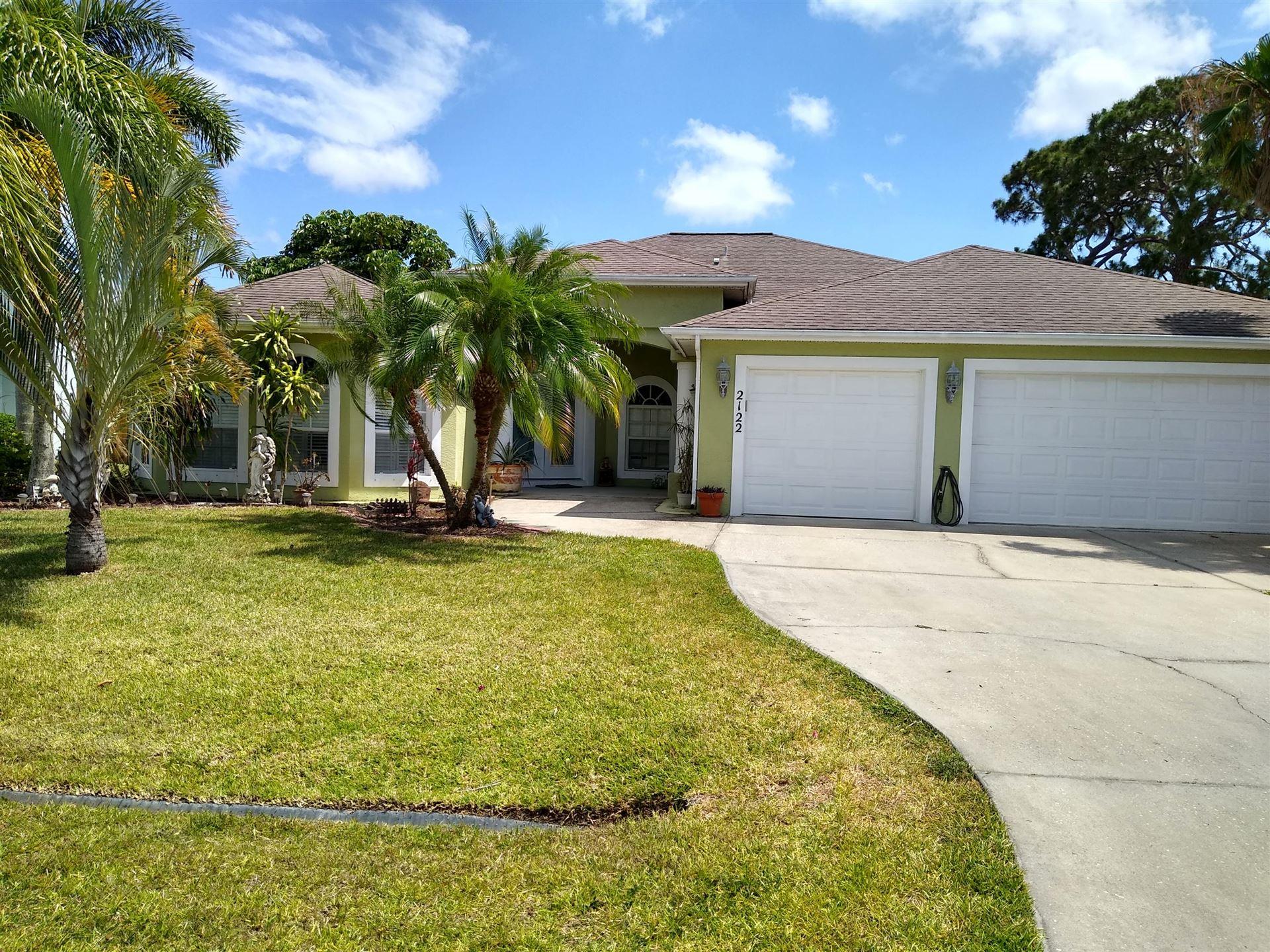 2122 SE Dolphin Road, Port Saint Lucie, FL 34952 - MLS#: RX-10723529