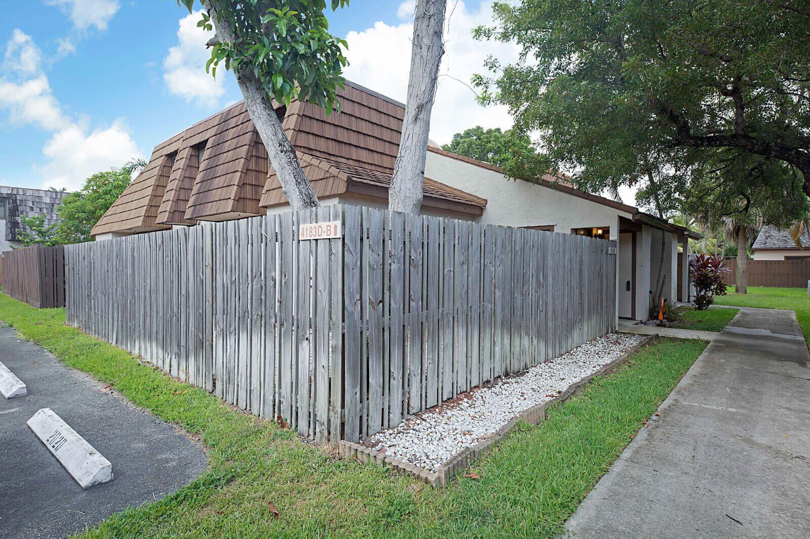 4183 Palm Bay Circle #D, West Palm Beach, FL 33406 - #: RX-10744529