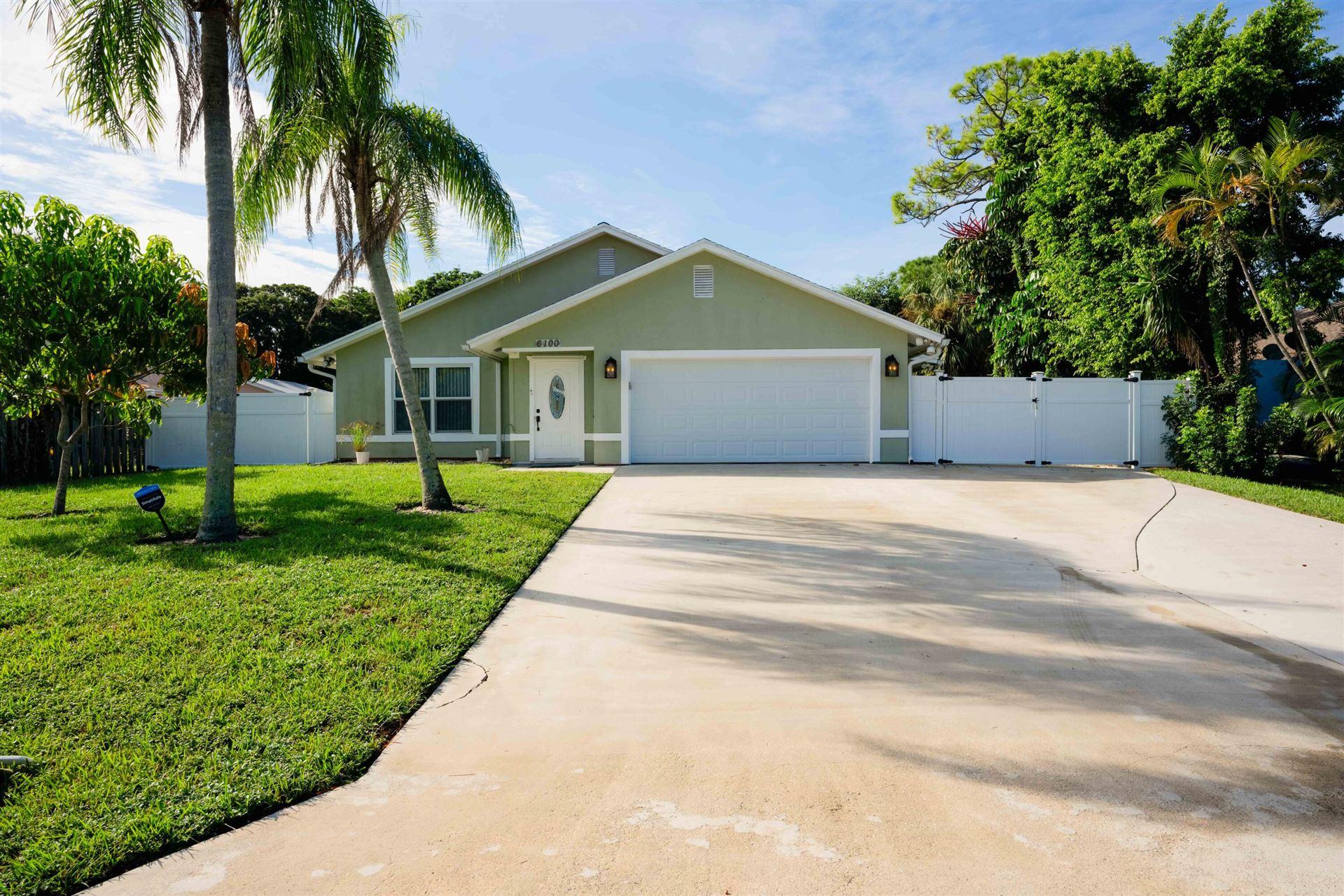 Photo for 6100 Francis Street, Jupiter, FL 33458 (MLS # RX-10747529)