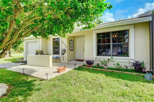 Photo of 350 Lakewood Circle E #A, Margate, FL 33063 (MLS # RX-10633530)