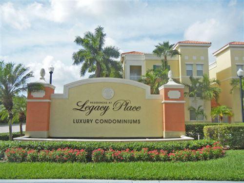 Photo of 11017 Legacy Lane #306, Palm Beach Gardens, FL 33410 (MLS # RX-10707530)