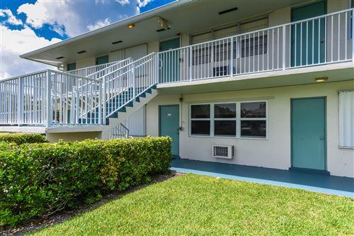 Photo of 700 Horizons W #102, Boynton Beach, FL 33435 (MLS # RX-10734530)